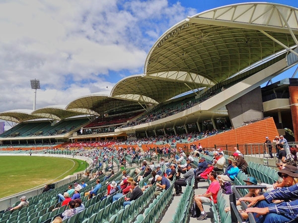 Adelaide Oval - Western Grandstand Redevelopment